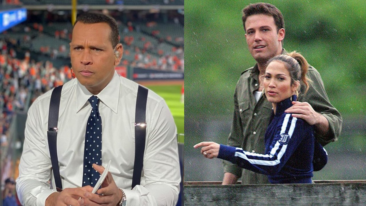 Alex Rodríguez reacciona reconciliacion Jennifer Lopez ben