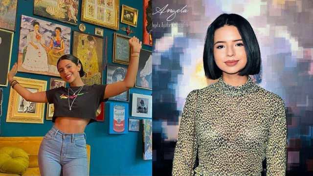 Ángela Aguilar sorprende con room tour, su cuarto es gigante