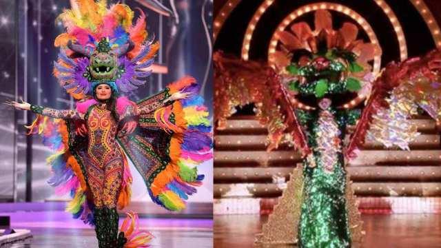 Miss Universo acusada de plagio