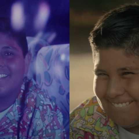 Niño del OXXO reaparece y debuta como actor en video de reggaetón