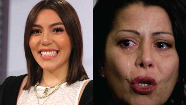 Frida Sofía cumple su promesa y se quita los apellidos Guzmán Pinal