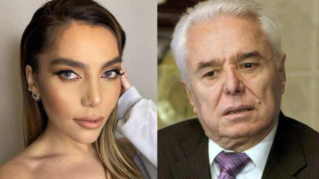 """El caso de Frida Sofía sigue más fuerte que nunca y publicó una nueva foto contra Enrique Guzmán y aseguró que: """"Sabes lo que hiciste""""."""