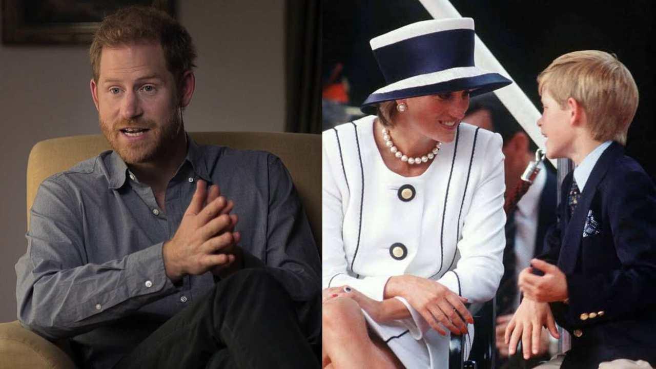 Príncipe Harry confiesa que se refugió en las drogas y el alcohol