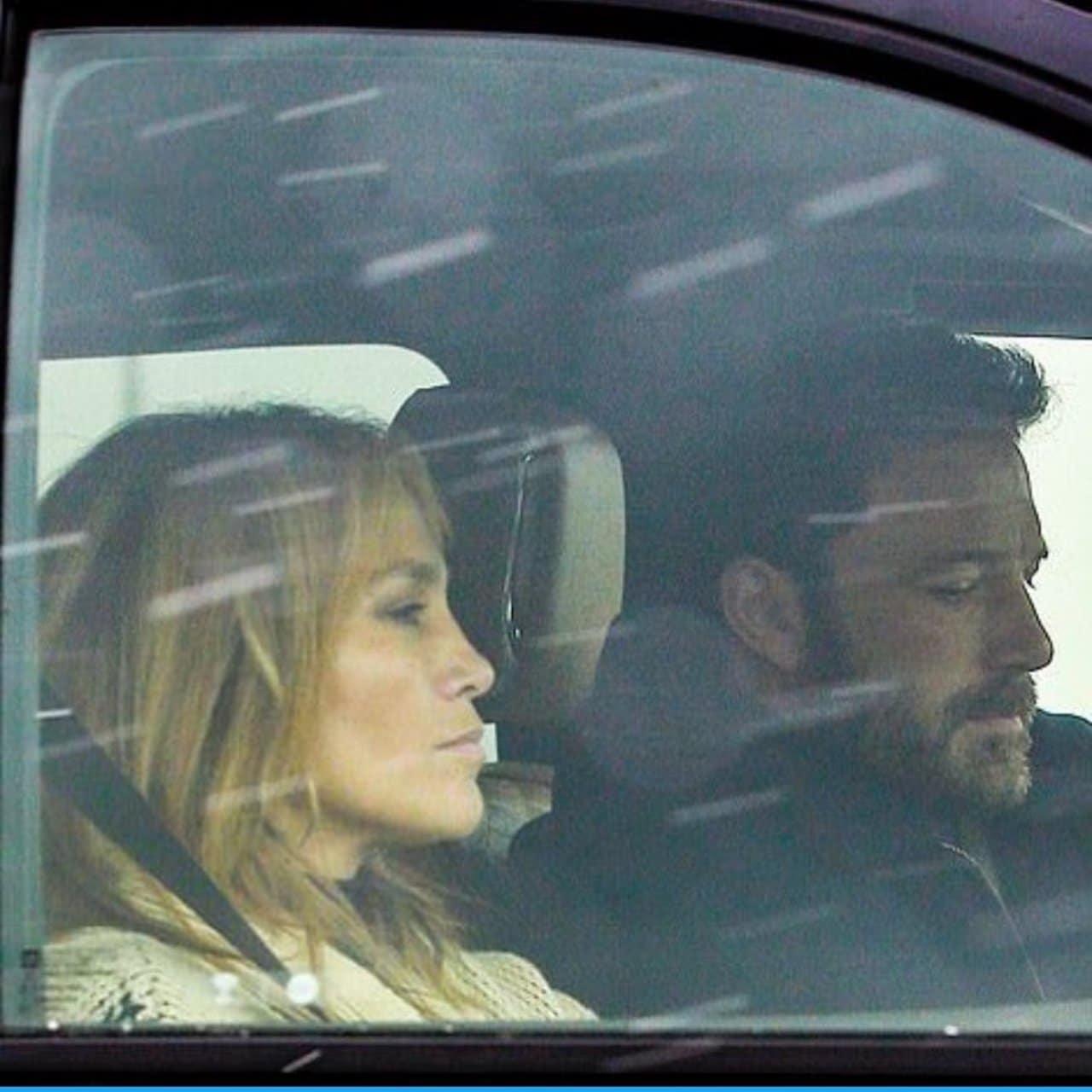 Jennifer Lopez y Ben Affleck 2021