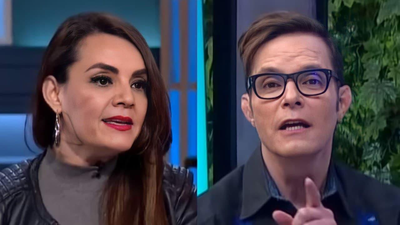 Lorena de la Garza se defiende de Horacio Villalobos tras llamarla vieja