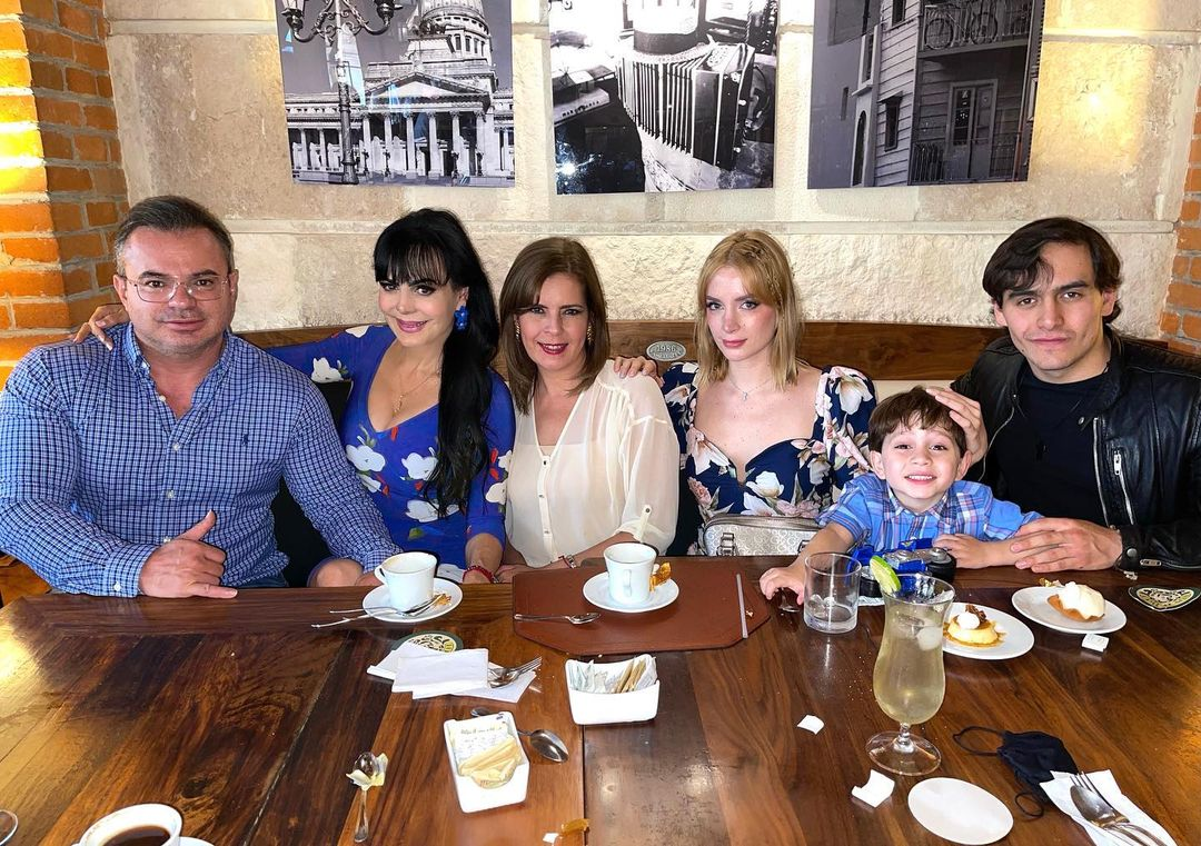 Maribel Guardia familia nuera Ime Garza