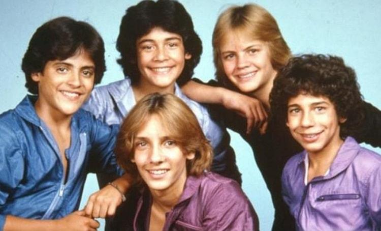 Menudo, agrupación de los 80s