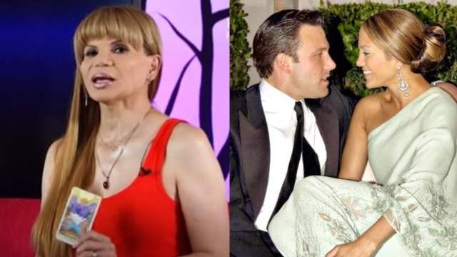 Mhoni Vidente Jennifer Lopez Ben Affleck bebe