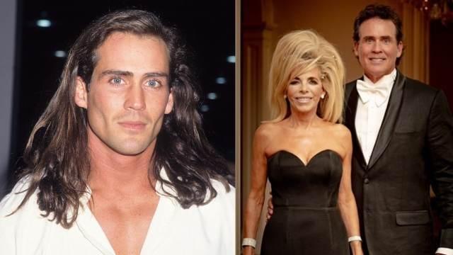 Joe Lara actor tarzan esposa