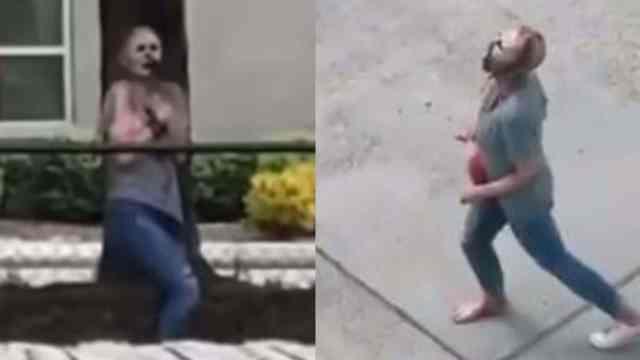 "El Oscuro Origen del video de la ""mujer zombie"" en Seattle"