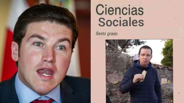 Samuel García exige que libros de texto de NL sean diferentes a los de Chiapas
