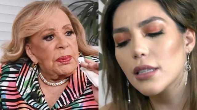 Silvia Pinal cambia de parecer sobre las acusaciones de su nieta, Frida Sofía