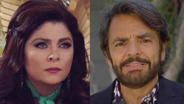 Victoria Ruffo responde a Eugenio Derbez tras acusarla de separarlo de su hijo