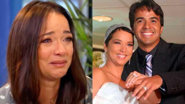 Adamari Lopez llora al recordar su divorcio de Luis Fonsi
