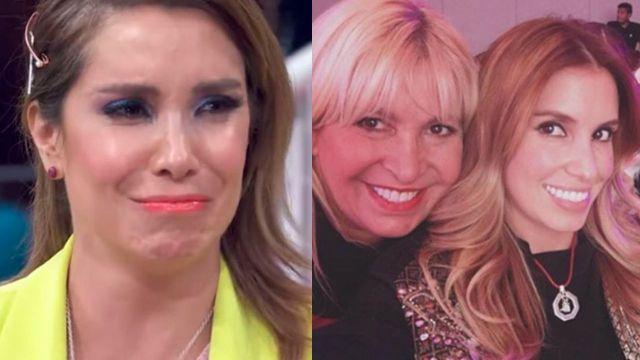 Andrea Escalona asegura que su mamá, Magda Rodríguez, se le aparece