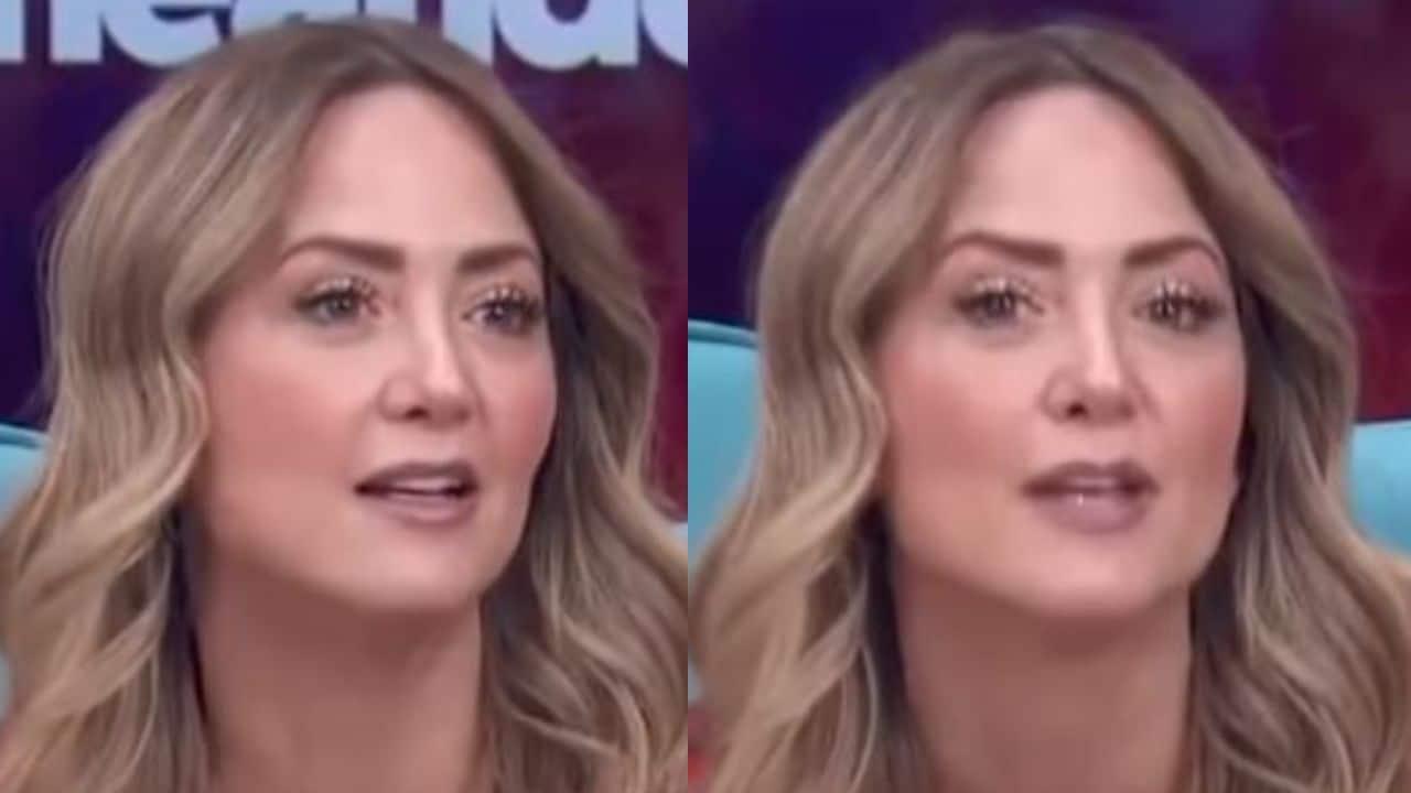 """Andrea Legarreta defiende a Los Ángeles Azules: """"Generaciones de cristal de super hueva"""""""