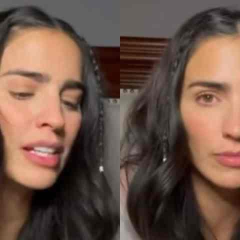 Bárbara de Regil revela que recibió amenazas de abuso tras polémica con nutriólogo