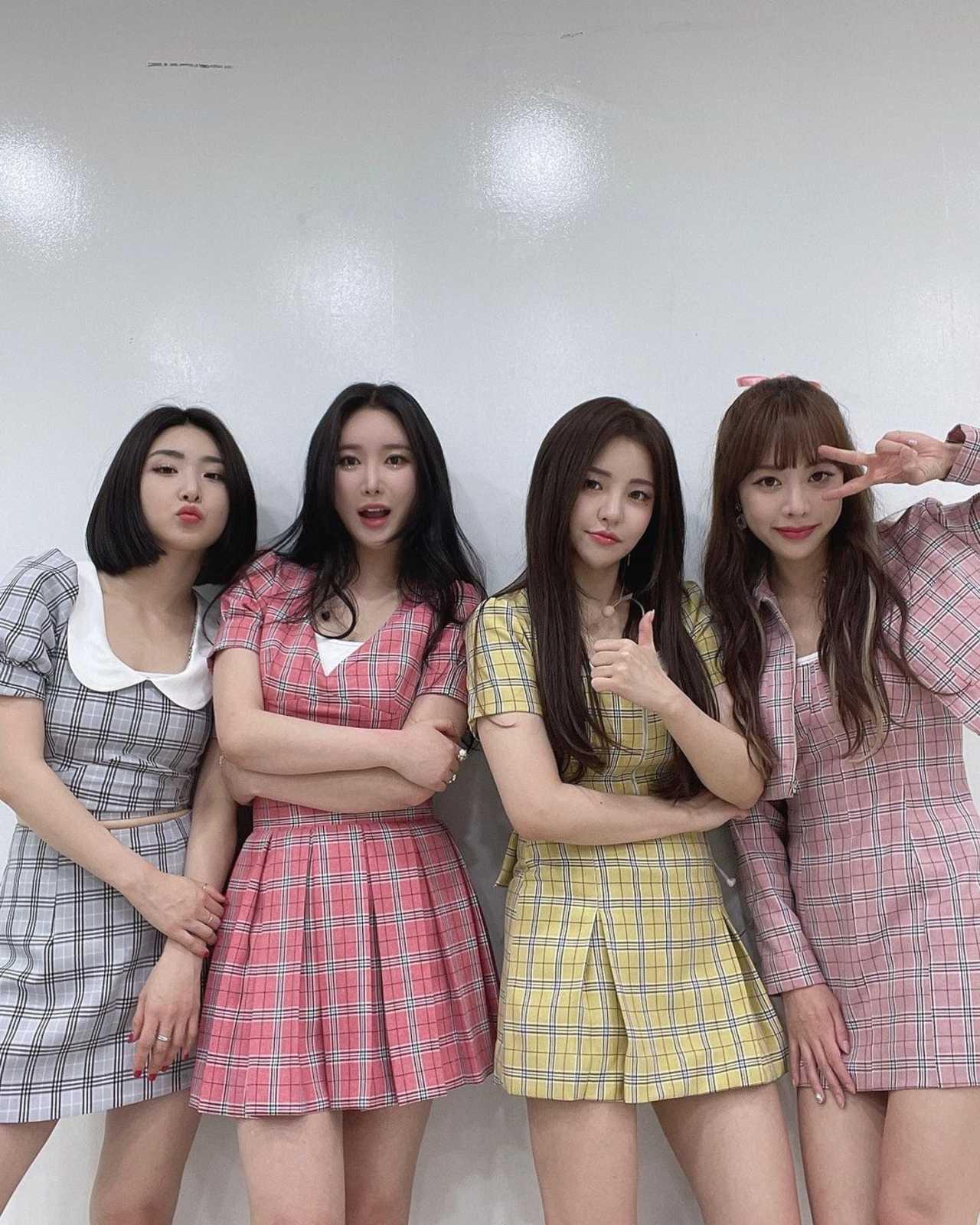 Brave Girls kpop campaña donación de órganos