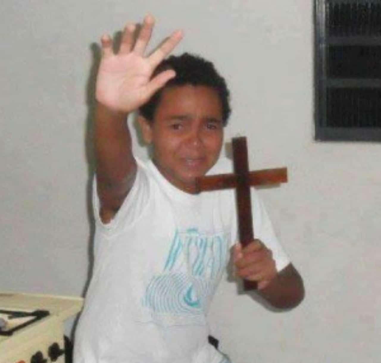 Cruz, cruz, no queremos hijos