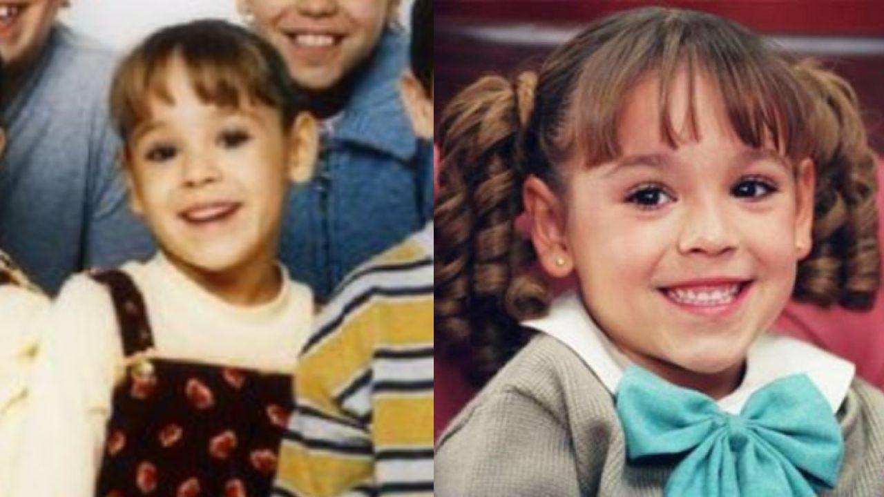 Antes y después de Danna Paola