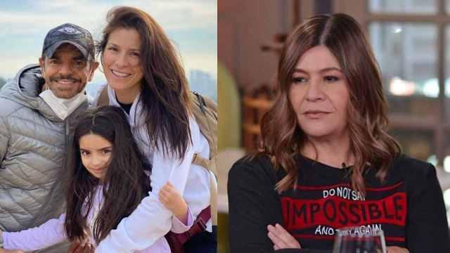 Alessandra Rosaldo responde a Martha Figueroa sobre su supuesto divorcio