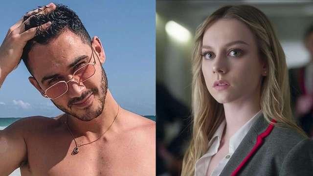 Alejandro Speitzer confirma ruptura con Ester Expósito y la bloquea de Instagram