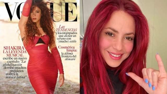 Shakira protagonizará su primer portada en Vogue