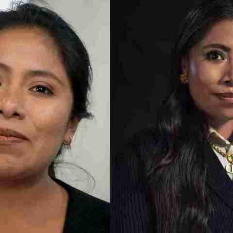 Yalitza Aparicio nominada a los Premios Juventud