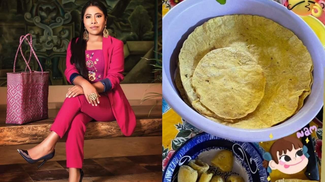 Yalitza Aparicio confiesa que ya no sabe hacer tortillas como antes