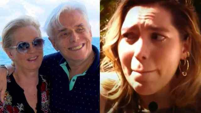 Esposa de Enrique Guzmán sí le cree a Frida Sofía, aseguran