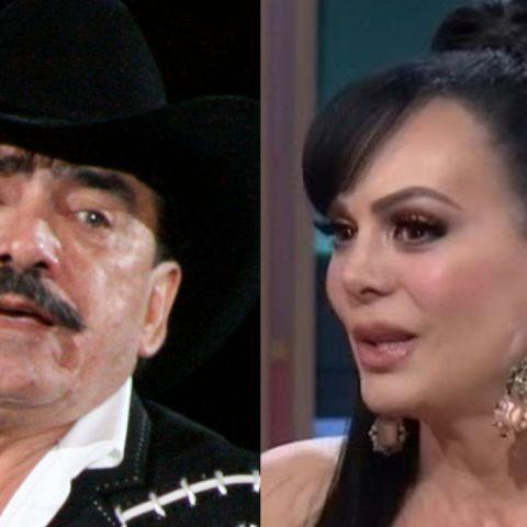 Esposo de Maribel Guardia revela que Joan Sebastian no dejó herencia, solo deudas