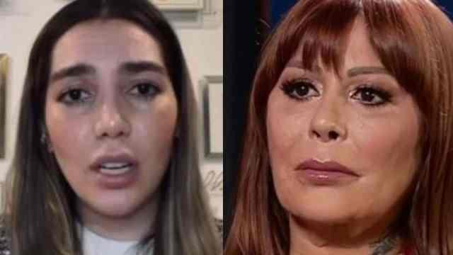 Frida Sofía explota contra Alejandra Guzmán