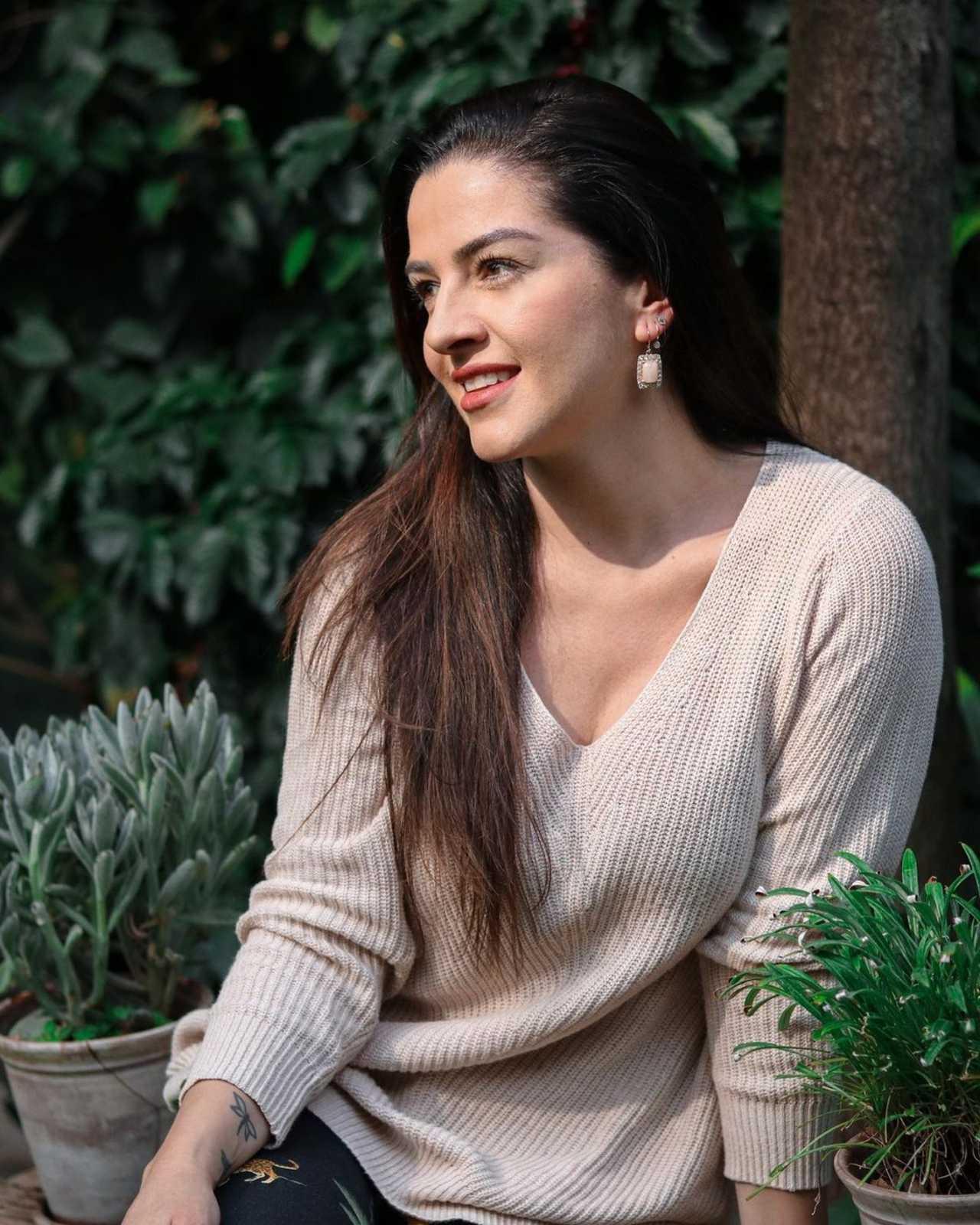 Lidia Ávila habla de M'Balia y confirma ruptura con 0V7