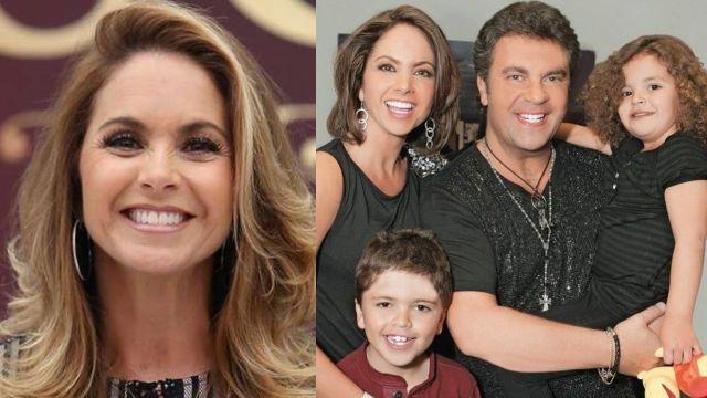 Lucero rechazó un protagónico en Nueva York por ser mamá