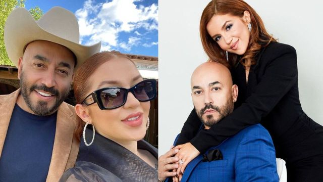 Lupillo Rivera revela que ya se casó con Giselle Soto