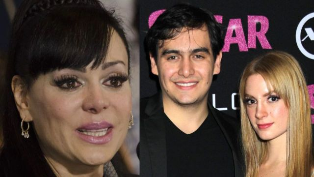 Maribel Guardia confirma que Julián Figueroa e Ime Garza tienen crisis matrimonial
