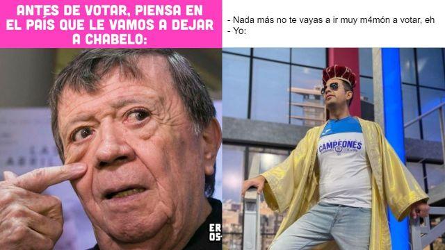 Los mejores memes de las elecciones 2021 en México