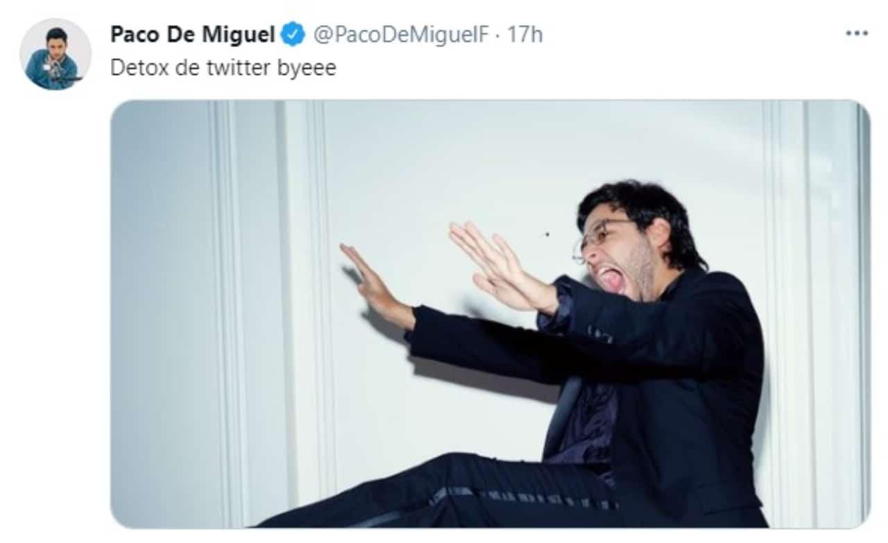 Paco de Miguel responde criticas redes