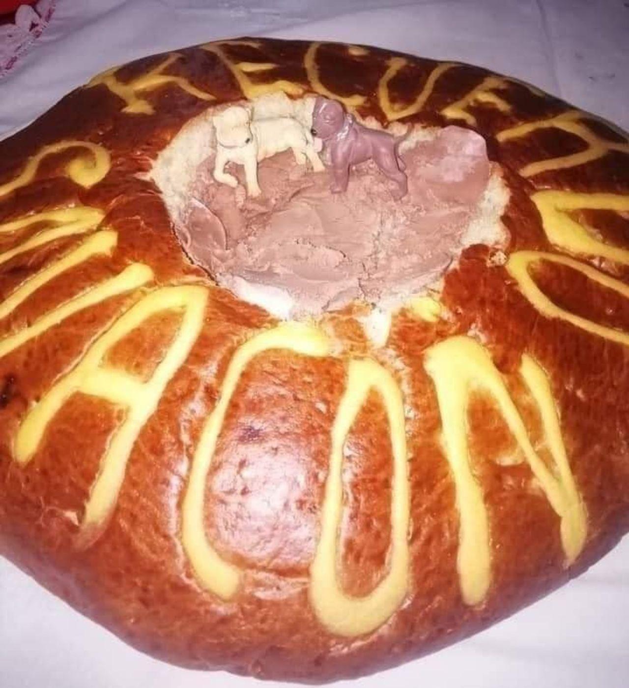 Crean el pan del socavon Puebla