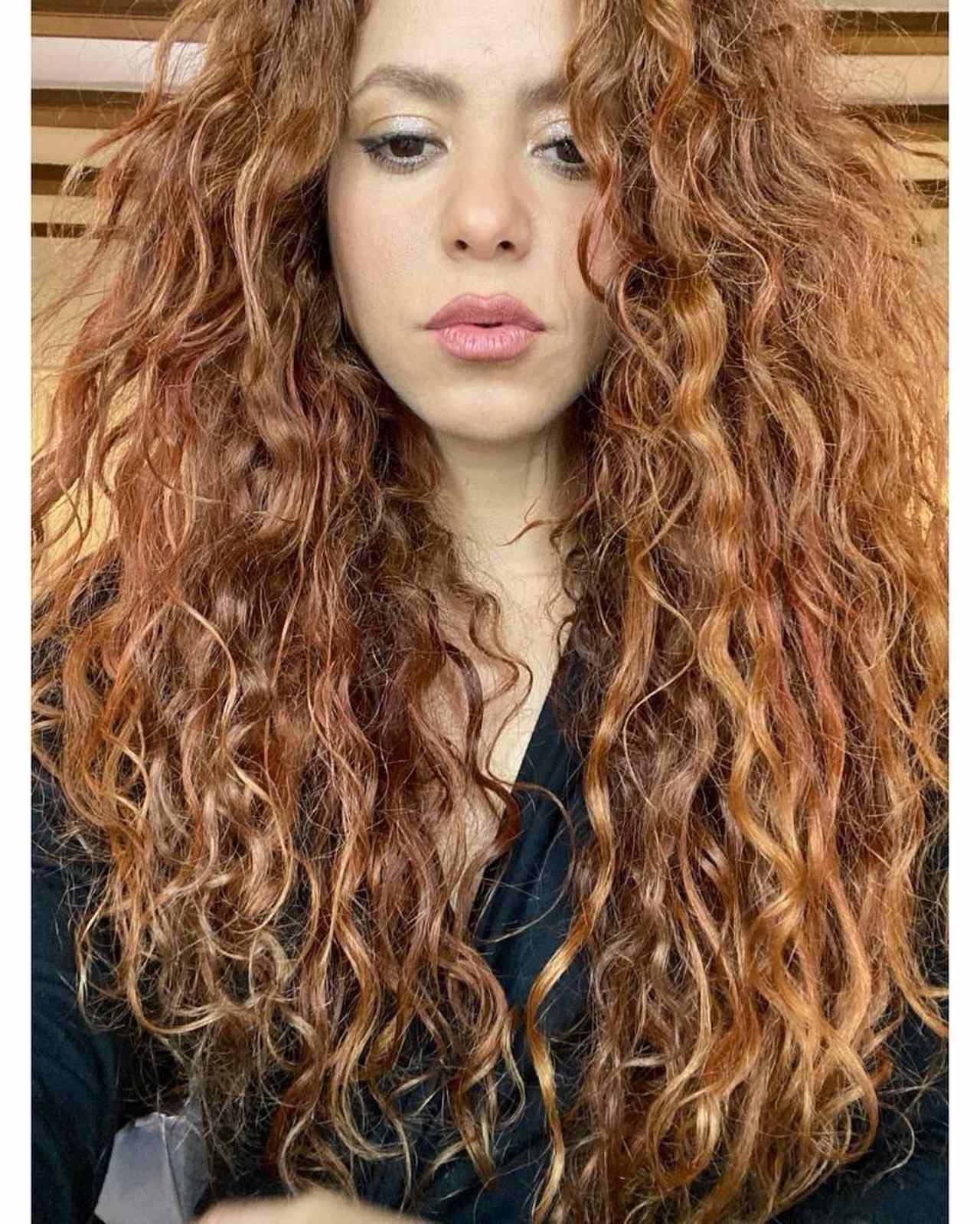 El cabellazo de Shakira