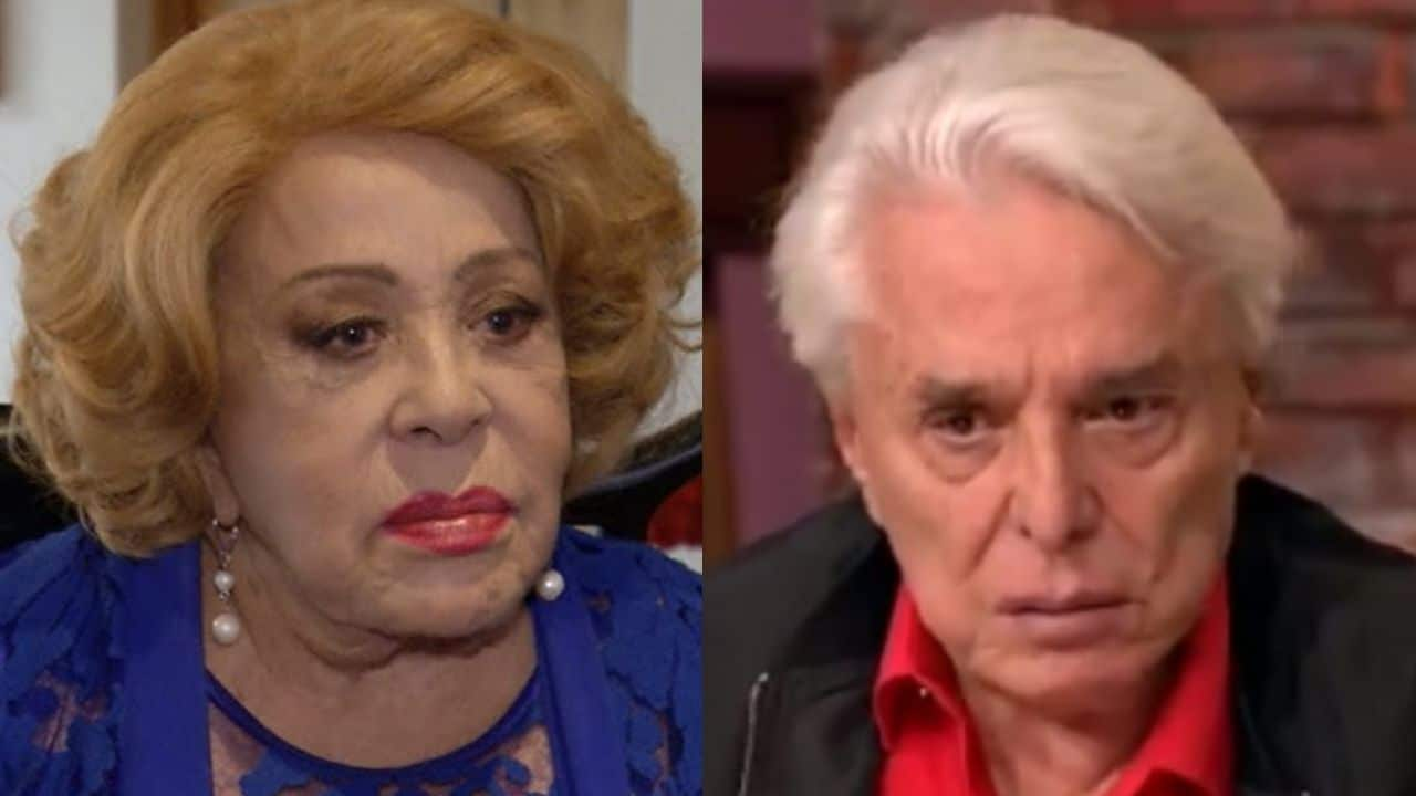 Silvia Pinal publica foto con Enrique Guzmán y la elimina tras críticas