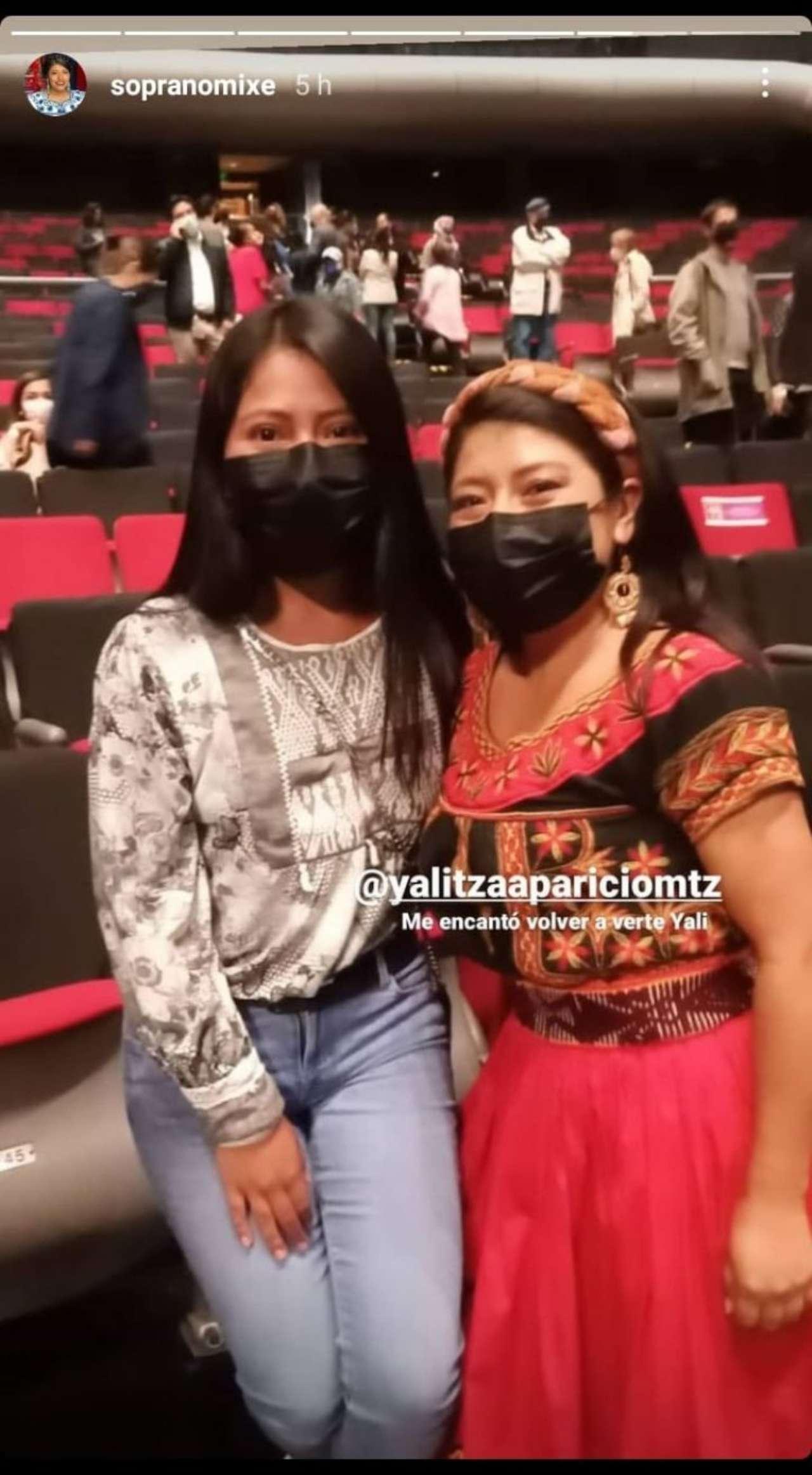 El outfit maravilloso de Yalitza Aparicio