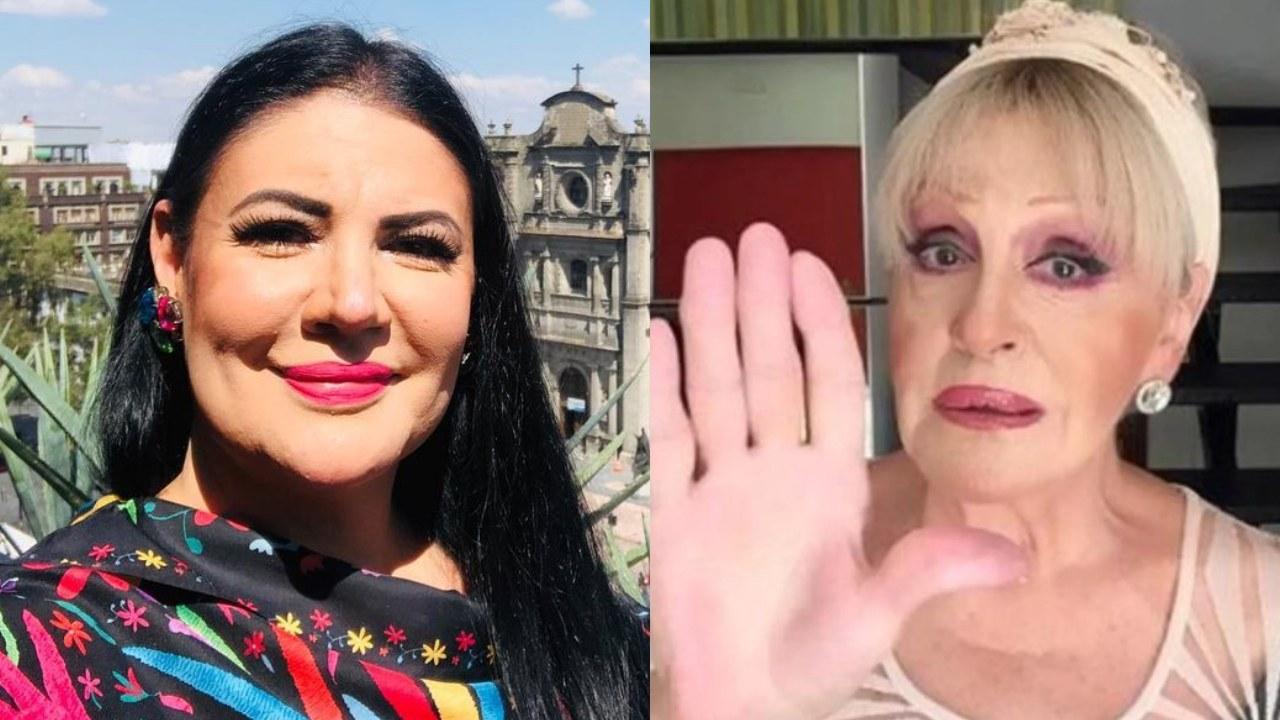 Alejandra Avalos contra Anel Norena