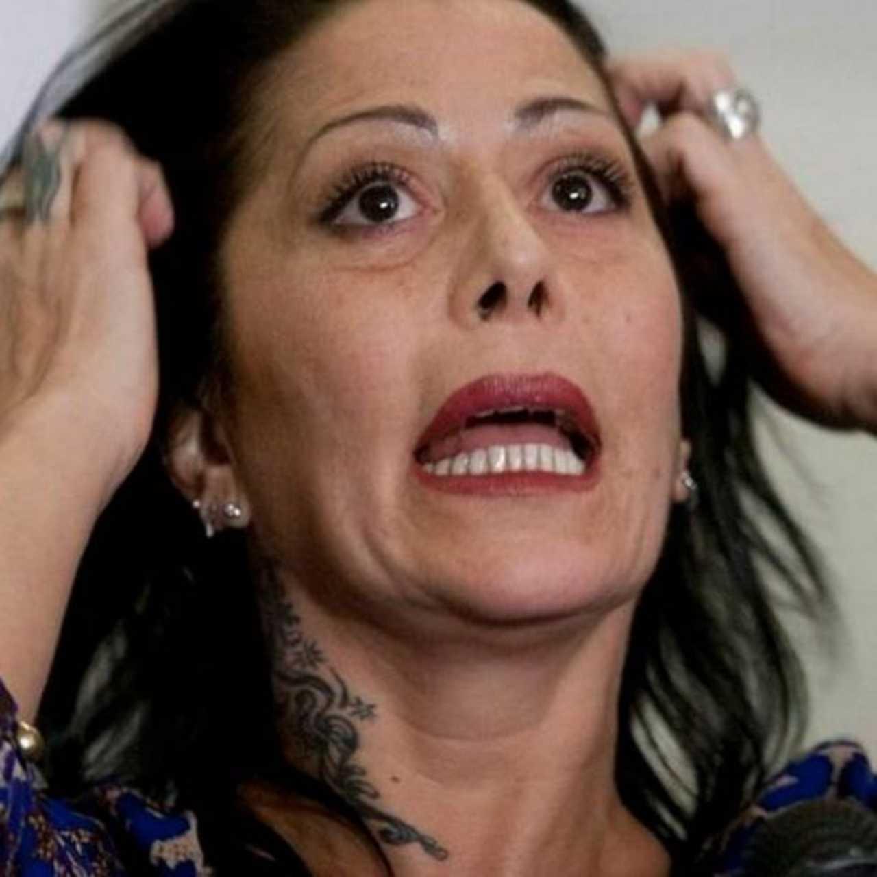 Alejandra Guzmán vivió un infierno por sus cirugías