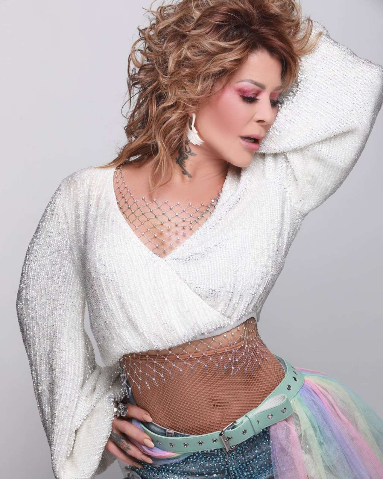 Alejandra Guzman revela romance Ricky Martin