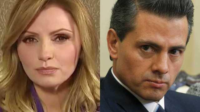 Sofía Castro habla de la violencia física de Enrique Peña Nieto a Angélica Rivera