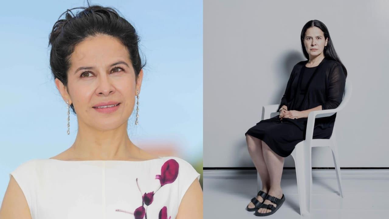 Arcelia Ramirez ovacionada La Civil Cannes