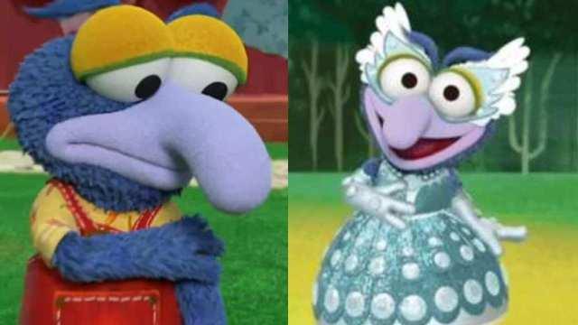 """""""Gonzo"""" de """"Los Muppets"""" confiesa que es género fluido"""