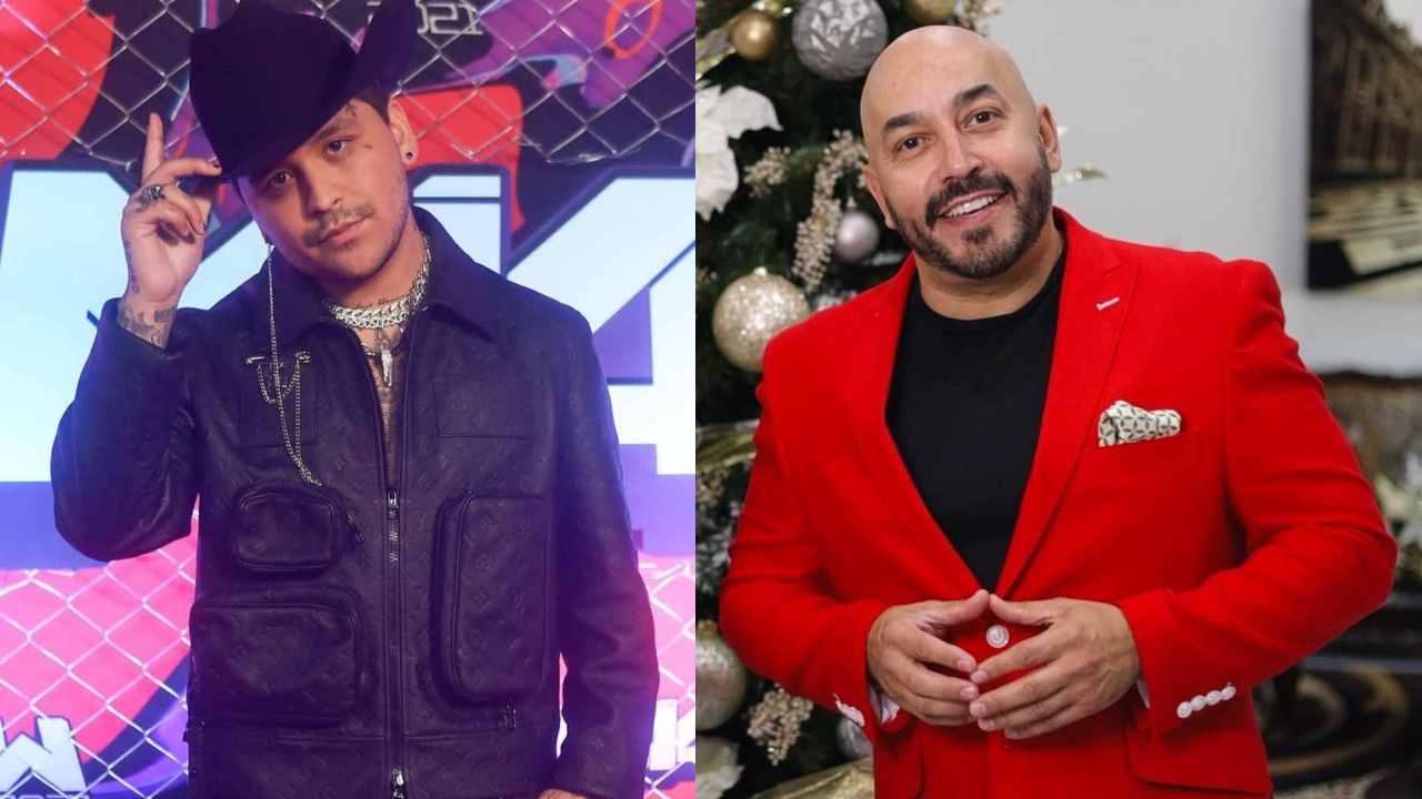 Christian Nodal desbanca a Lupillo Rivera en venta de boletos de concierto
