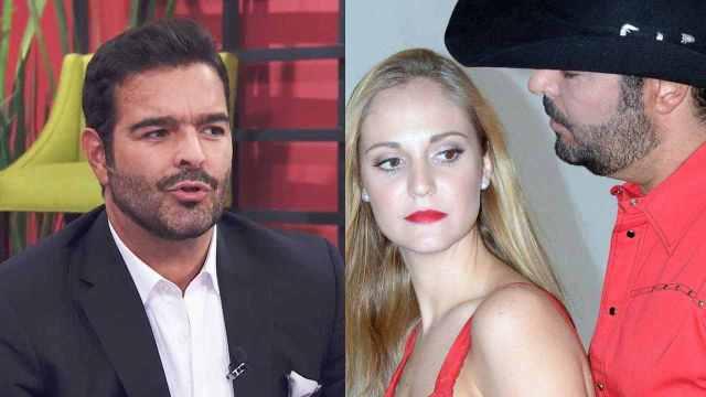 """Ex de Pablo Montero revela que sus hijas le temen: """"Han visto cómo me agrede"""""""
